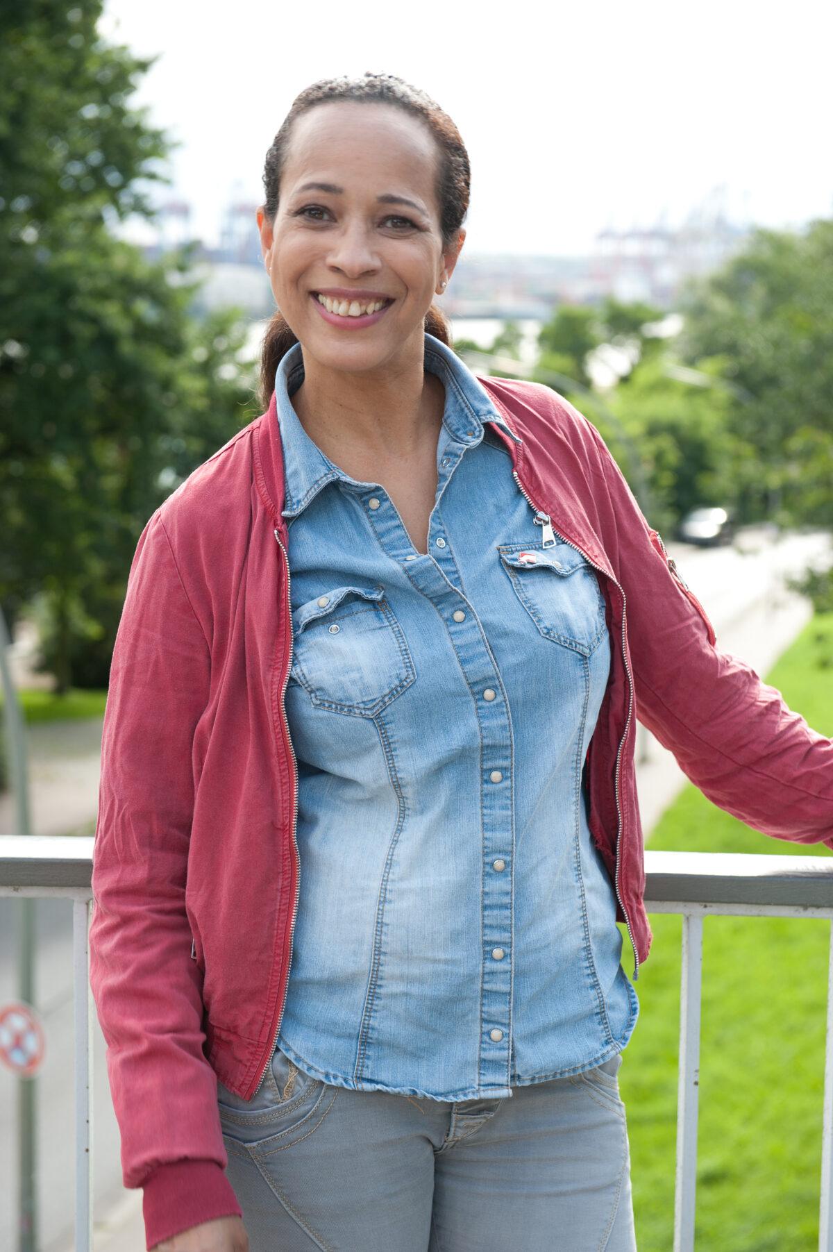 Sandra Goetz. (Foto: Martin von Woedtke)